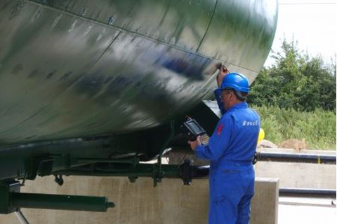 Tank Testing Services